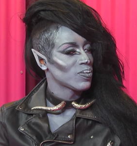 """Nina Bo'Nina Brown opens up about her standout (but rocky) run on """"Drag Race"""""""