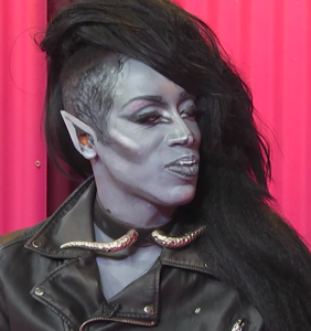 "Nina Bo'Nina Brown opens up about her standout (but rocky) run on ""Drag Race"""
