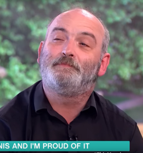 Man goes on national TV to boast about his smaller than average manhood