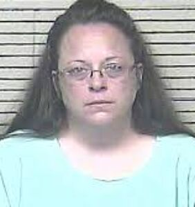 Gay couples given green light to sue 2015's very own Kim Davis