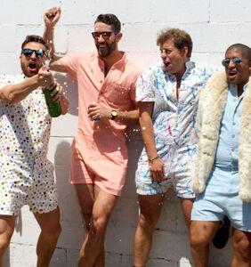 The RompHim is the latest piece of summer fashion we didn't know we needed until now
