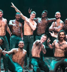 Magic Mike Live and three other perfect Las Vegas boys' nights out