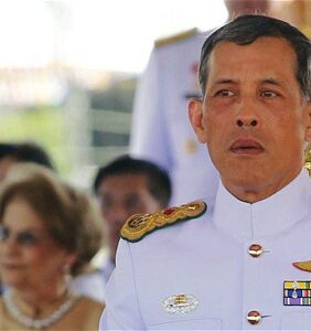 Facebook is blocking Thai users from seeing this video of their King in a crop top