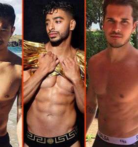 Terry Miller's golden banana, Andy Cohen's RompHim, & Max Emerson's naked adventure