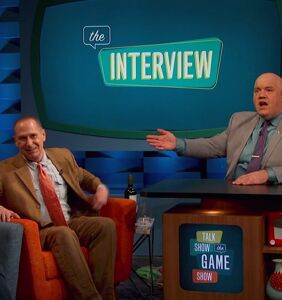 """Scott Thompson steals """"Talk Show: The Game Show"""" from boring comic"""