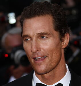 """Conservative site reports Matthew McConaughey just """"came out of the closet"""""""