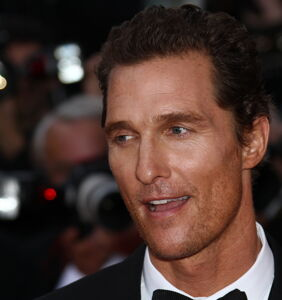 "Conservative site reports Matthew McConaughey just ""came out of the closet"""