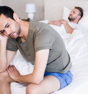 What's it like to be in a gay, sexless relationship for two years? (Hint: It kinda sucks)