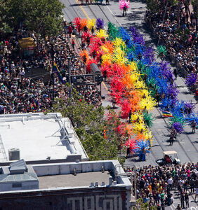 8 reasons to celebrate the greatest show on earth, San Francisco Pride