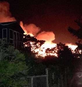 Fire Island explosion: Massive five destroyed 4 homes, injured firefighters