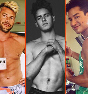 Hillary Clinton's hot nephew, Cristiano Ronaldo's thunder thighs, & Russell Tovey's package