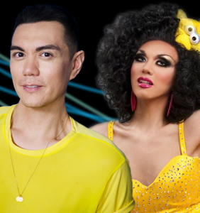 Karl Westerberg aka Manila Luzon talks about owning his sexual health in an open relationship