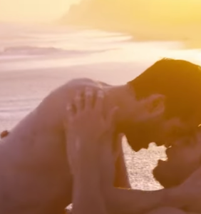 """Netflix just cancelled """"Sense8"""", so here's that insanely hot beach scene to soften the blow"""