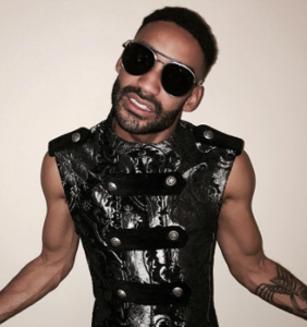 'I'm here and I'm proud': Sexual assault survivor and DJ Zeke Thomas is living his truth this Pride