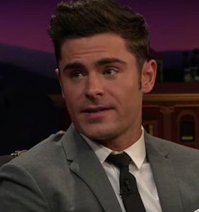 """Zac Efron on kissing The Rock: """"It was awesome"""""""