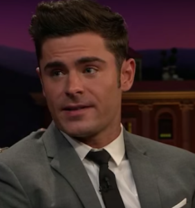 "Zac Efron on kissing The Rock: ""It was awesome"""