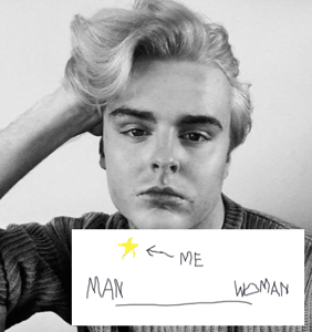 College student explains what it means to be non-binary for those of you who still don't understand