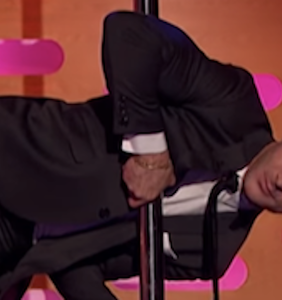 Turns out Zac Efron is one hell of a pole dancer–and he'll prove it to you