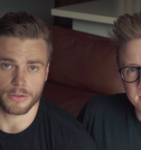 Gus Kenworthy talks with Tyler Oakey about how to come out