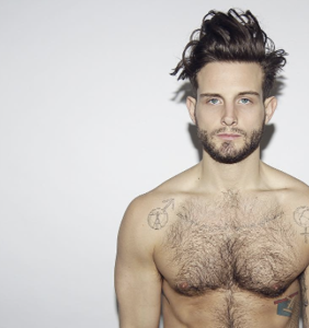 Nico Tortorella opens up about his sexuality, polyamory, and when you'll get to see him naked