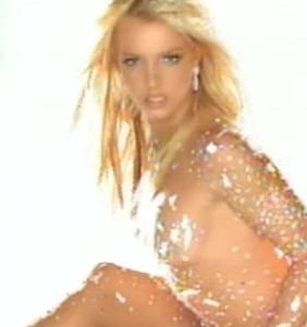 """Britney singing """"Toxic"""" without auto-tune just leaked — and guess how it sounds?"""