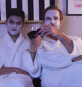 This hilarious video documents the myriad of perks of being a gay couple