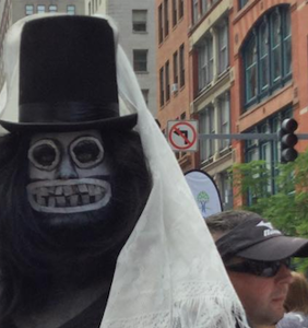 So many people attended Pride dressed as The Babadook. Let's take a look at some of the best.