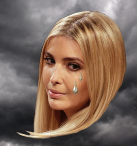 """Ivanka Trump says she's depressed by the """"viciousness"""" and """"ferocity"""" of her critics"""