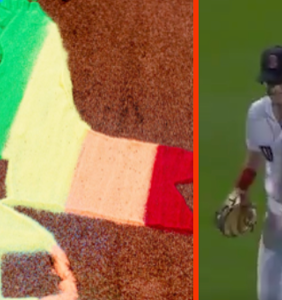 The Red Sox just celebrated Pride and it was amazing