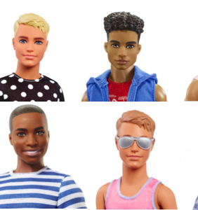 Barbie's gay boyfriend Ken just got a serious makeover and the Internet can't even