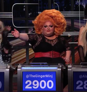 """Drag Race"" queens give Republicans drag names. We lost it at Alaska's name for Ted Cruz."