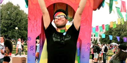 PHOTOS: Show us how you #TakePride and together we'll celebrate diversity
