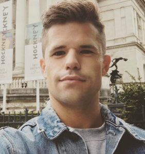 """Charlie Carver to all LGBTQIA+ people: """"You are remarkable"""""""