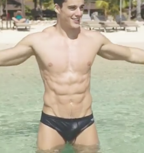 Objectifying Colin Farrell; Pietro Boselli exposes himself; Trump is mad at naughty Johnny Depp