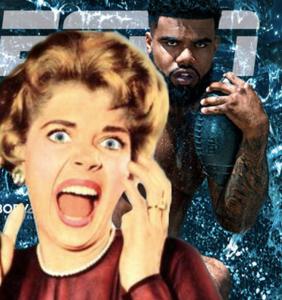 Zeke Elliot's steamy ESPN cover has homophobes on Twitter clutching their pearls