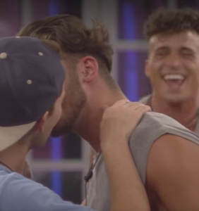 Big Brothers' male contestants can't stop making out with each other