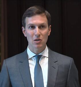 The Internet is freaking out over the sound of Jared Kushner's middle-schooler voice