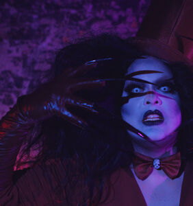 """This epic drag queen Babadook music video will leave you """"Babashook"""""""
