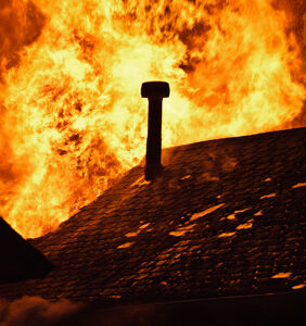 Utah man admits he burned down his husband's home — with him in it