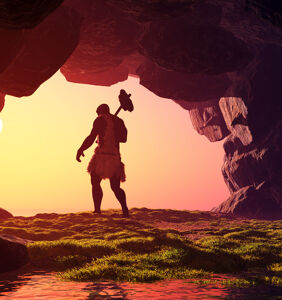 Everything you ever wanted to know about gay sex among cavemen