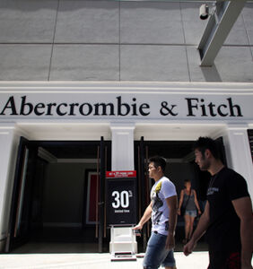 "Abercrombie & Fitch tweets that ""Pride is for straight people, too."" Internet goes berserk."