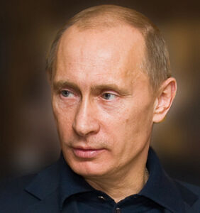 """If a gay man hits on Vladimir Putin in the shower, he has an advantage: """"I'm a judo master."""""""