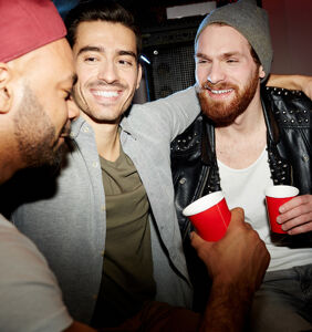 What are the rules when it comes to hooking up with a friend's Grindr date?