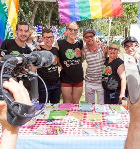 For trans activist Elisha Alexander, Tel Aviv Pride is more than just a party