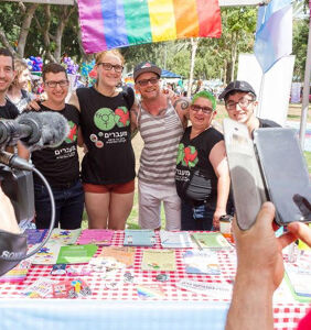 For trans activist Elisha Alexander, Tel Aviv Pride is more than just a party