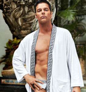 """The lover of the late Versace breaks silence to call Ricky Martin's portrayal of him """"ridiculous"""""""