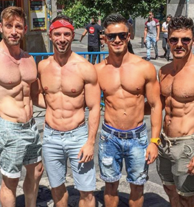 PHOTOS: Over a million hot guys (and girls!) turned out for World Pride in Madrid