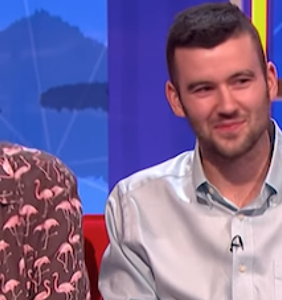 """WATCH: Guy confesses he thinks his brother is hotter than his boyfriend on """"Your Face Or Mine"""""""