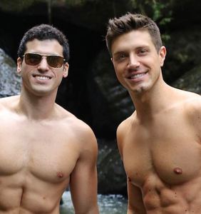 ABC News' Gio Benitez happily married; awful Grindr replies; gay stereotypes galore