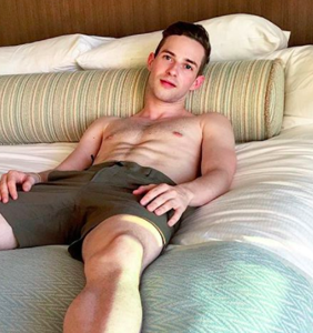 Champion figure skater Adam Rippon has captured our attention